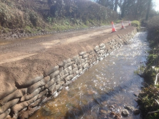 Project: County Council Highway Repairs